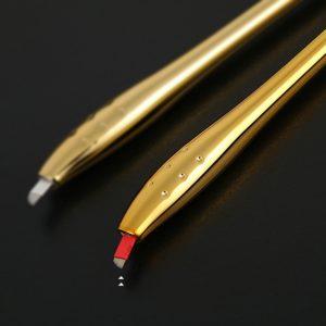 Engångsskaft+blad 0,25mm #12 Flex Microblading