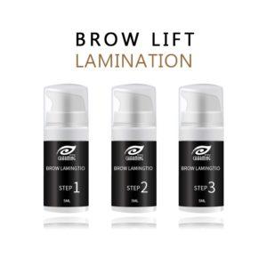 BROW LIFT / LAMINATION KIT är den senaste brynbehandlingen