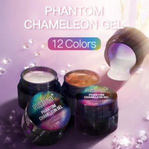 Chameleon super fine UV gel glitter nail art A