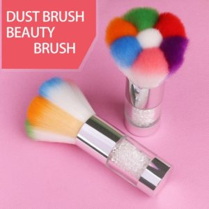 Nagelborste. SUPER FINA Färgglada nageldammborstar av högsta kvalitet!