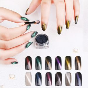 cat eye magnetic magnetic pulver
