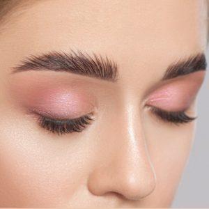 eyebrow lamination med fylligare ögonbryn utbilning