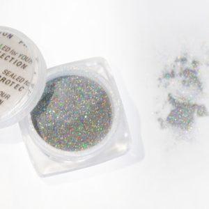 Regnbågeeffekt i valfri färg pulver
