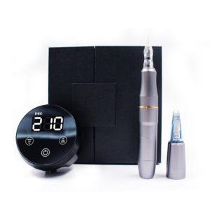 PMU för läppar eyeliner och ögonbryn