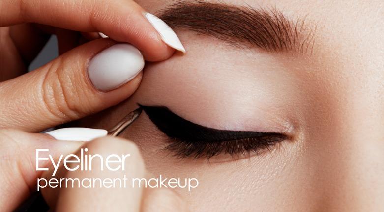 Eyelinder med viva maskin Permanent makeup