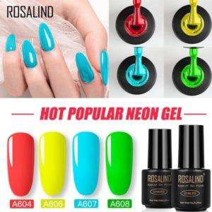 Neon gel