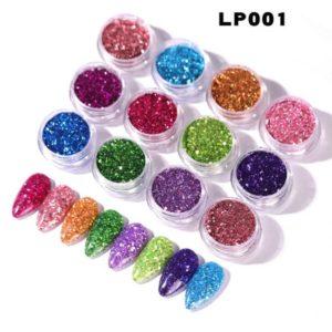 12bottels super shine glitters