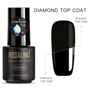 Diamond top coat UV&LELD A