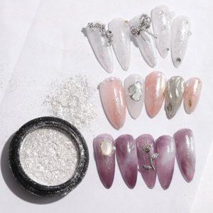 Gloss powder for nail art
