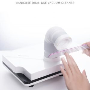 Manicure dual-use vacuum cleaner A