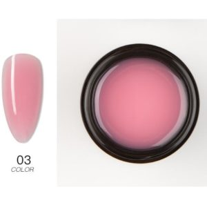 Builder Gel pink 15ml färg