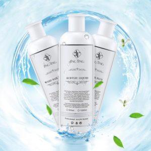 Cleanser Plus remove rest of gel Nail Cleaner används för att rengöra, desinficera och avfetta den naturliga nageln.
