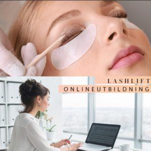 LASHLIFT ONELINEUTBILDNING Lotusproshop