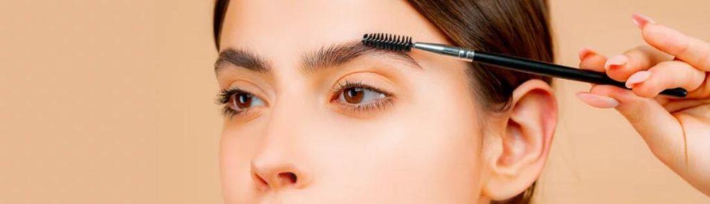 hur ritar man ögonbryn